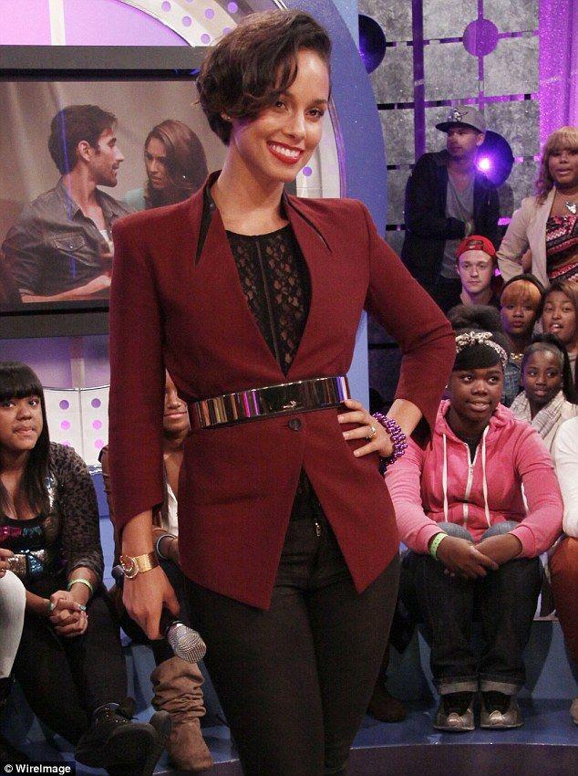 106 & Park (October 2012), Alicia Keys