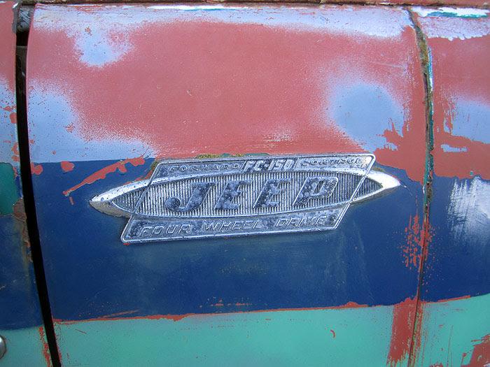 Forward Control Jeep04