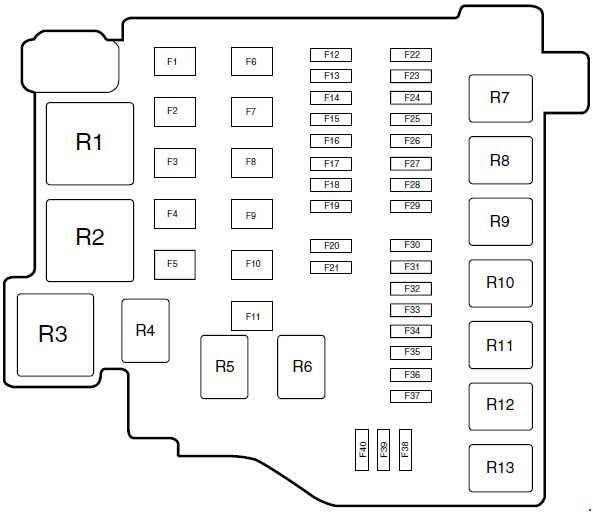 Diagram Ford Fiesta Fuse Diagram Full Version Hd Quality Fuse Diagram Diagramspapa Filmarco It
