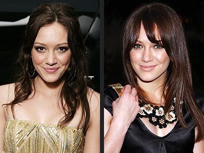 medium to long haircuts with bangs. 2009 medium blonde Hairstyles