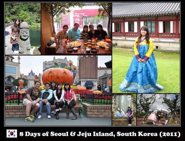 8 Days of Seoul & Jeju Island, South Korea (2011)