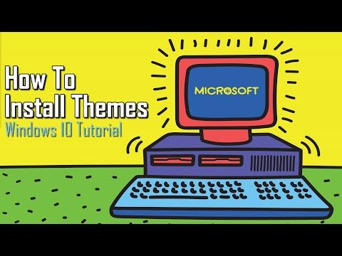 How to Install New Desktop Themes on Windows 10 (Bonus: Favorite Themes)