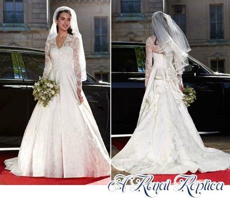David's Bridal David?s Bridal Kate Middleton Replica Size