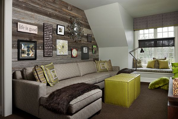 DIY Wood Walls: Inspiration & How to Install Them
