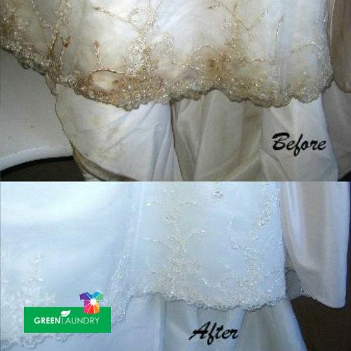 Giặt áo cưới tại Đà Nẵng