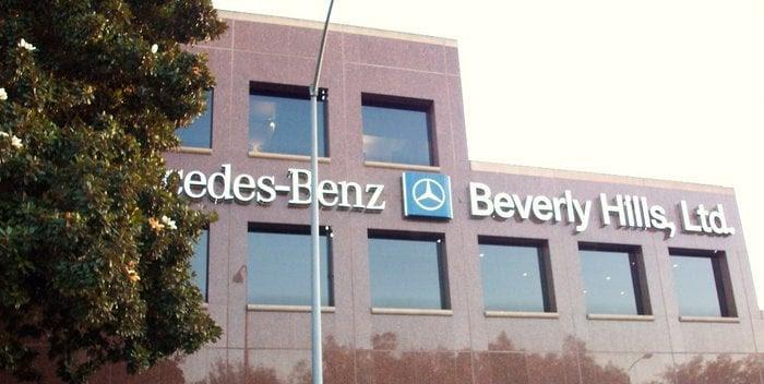 Mercedes-Benz of Beverly Hills - 53 Photos - Car Dealers ...