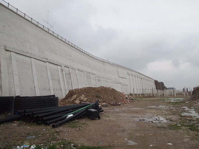 'The Great Wall of Ramsgate'