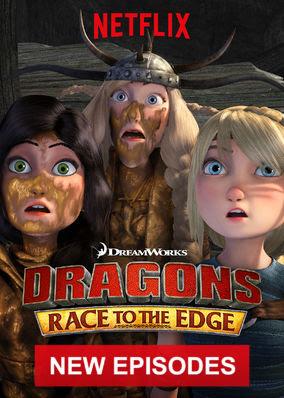 Dragons: Race to the Edge - Season 5