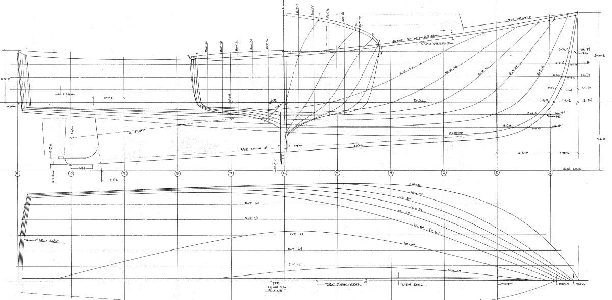 Lobster boat plans build | Chya