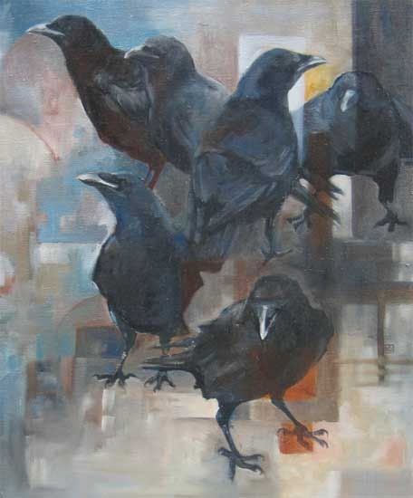 What Does Hyb Mean >> Sjodin's Blog: Dead Crows and Other Mysteries
