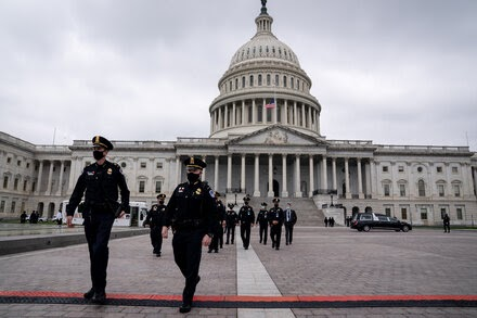 Lack of Training Led Capitol Police to Temper Riot Response, Watchdog Says