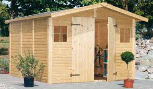 Casas de madera prefabricadas imagenes de casitas de for Casetas prefabricadas para jardin