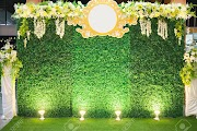 Wedding Stage Background Image