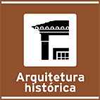 Atrativos historicos e culturais - THC-03 - Arquitetura historica