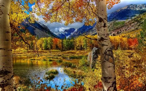 fall country scenes wallpaper wallpapersafari