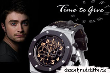 Time to Give, celebrity watch auction