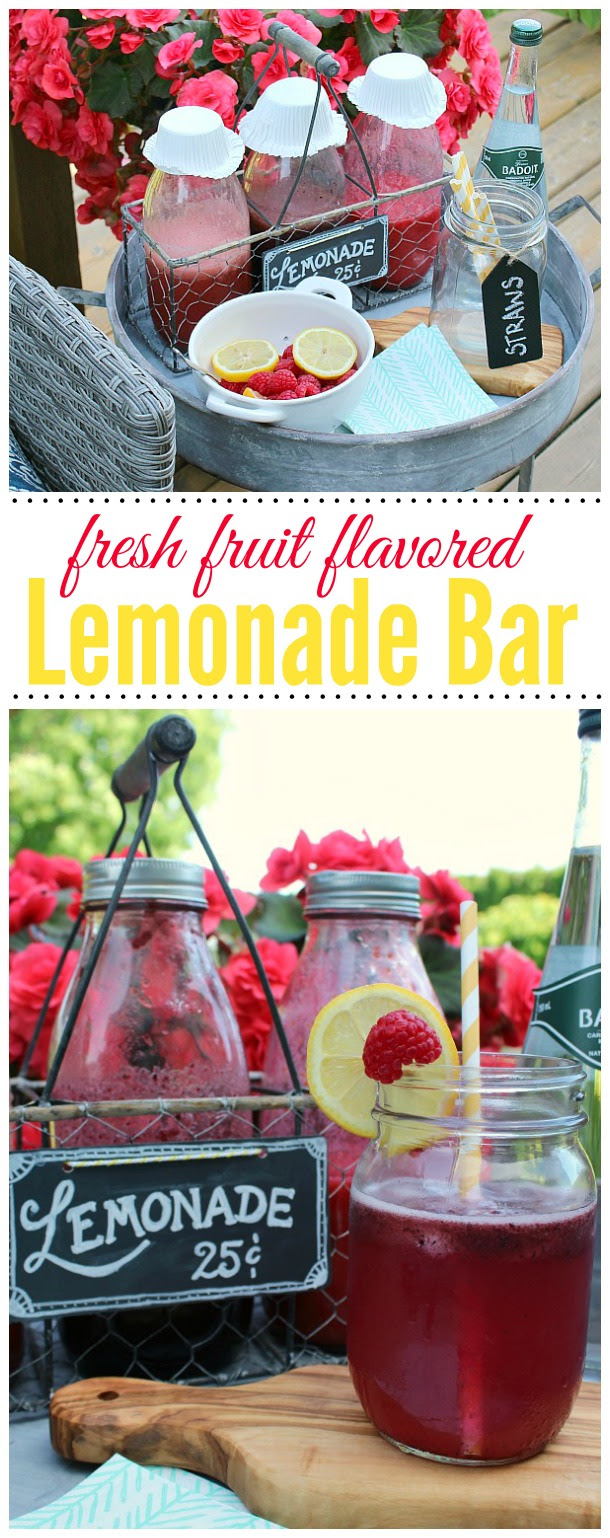 Flavored Lemonade Bar - Feature HMLP 43