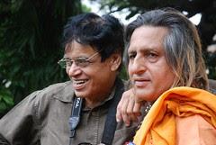 Shreekanth Malushte and Me by firoze shakir photographerno1
