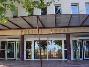 #Actitud policial preocupante