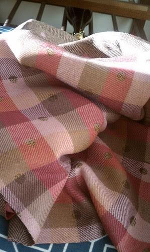 fabric reverse