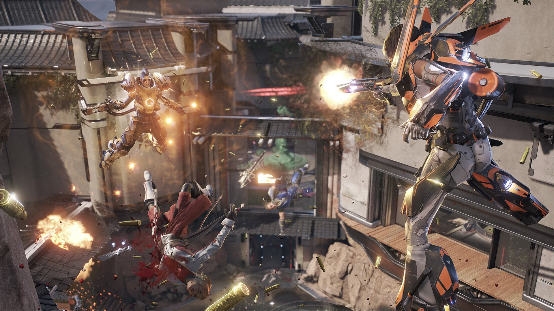 You should check out the LawBreakers open beta this weekend screenshot