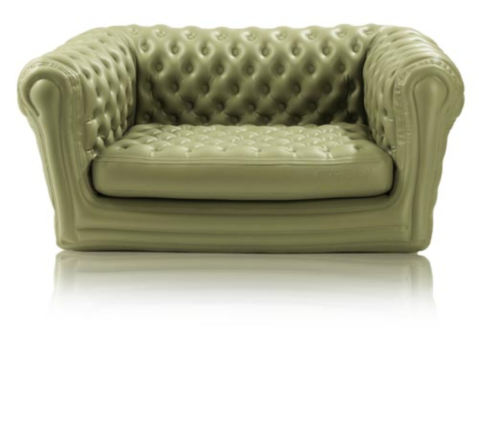 Admirable Inflatable Chesterfield Sofa Home Sofa Ocoug Best Dining Table And Chair Ideas Images Ocougorg