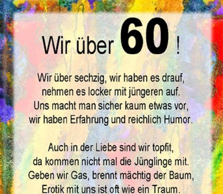 Geburtstagswünsche Zum 60 Frau   DE Geburtstagswuensche