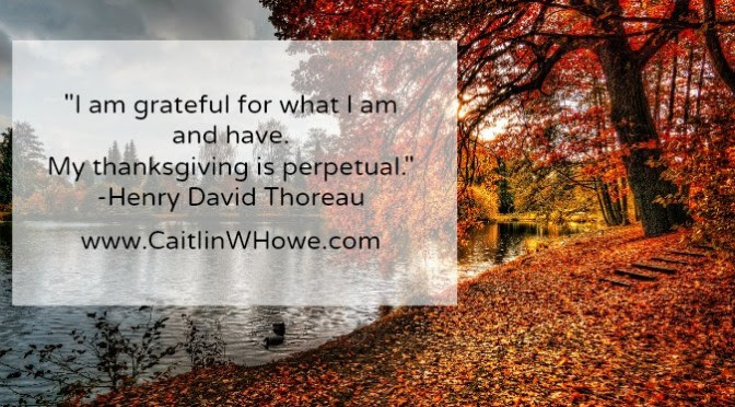 Happy Thanksgivingcaitlin W Howe Caitlin W Howe