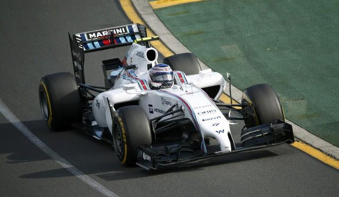 Após frustração com Massa, Williams apostou as fichas no finlandês Valtteri Bottas, 6º colocado (Foto: Reuters)