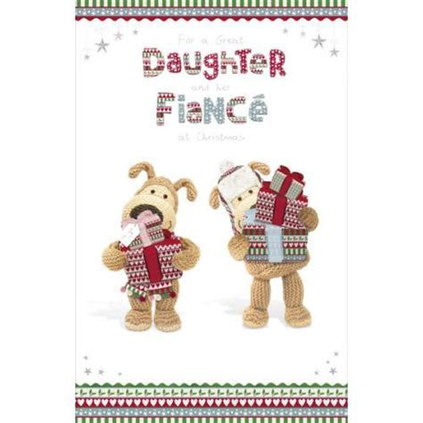 Daughter and Fiance Christmas Card   Boofle   Merry