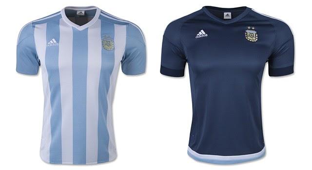 camisa Argentina - copa América