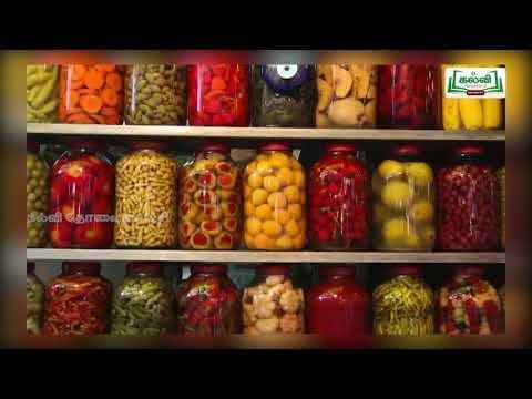 11th Home Science உணவு பதப்படுத்தும் முறைகள் பாடம் 2 Kalvi TV