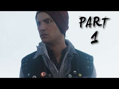 you movies : Gameplay Infamous Second Son Walkthrough Part 1 PS4 (Paper Trail)