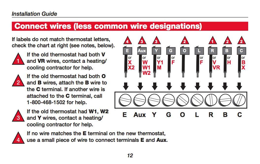 34 Honeywell Thermostat Rth2300 Wiring Diagram