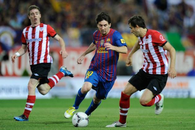 Barcelona Vs Athletic Bilbao - (La Liga Season 2015-16 ...