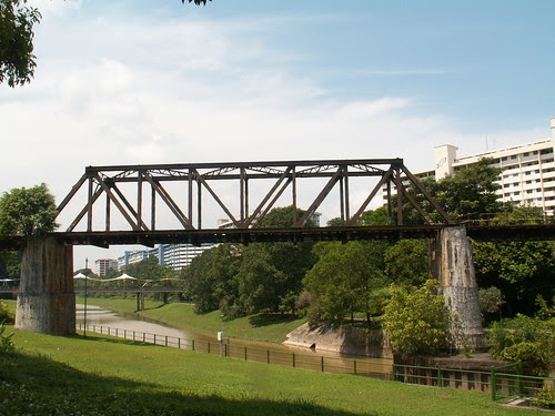 Ulu Pandan Railway Bridge - May2008 (12)