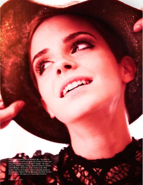 Emma Watson Latest Pics 2010. Emma Watson Latest Photo Shoot