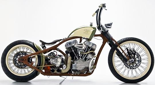 Progressive\u00ae International Motorcycle Shows\u00ae KickOff 2015\/2016 Ultimate Builder Custom Bike