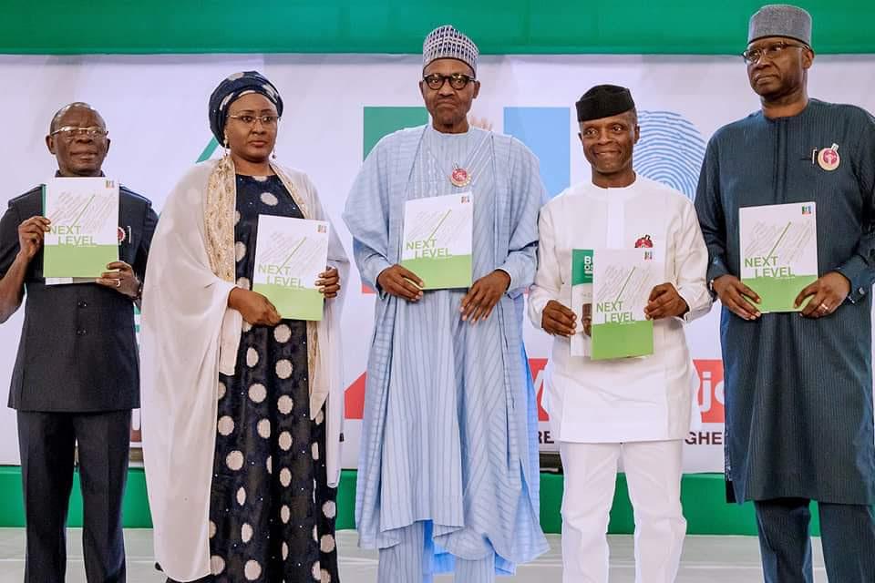 'What Will Set Nigeria Ablaze In 2019' – President Buhari