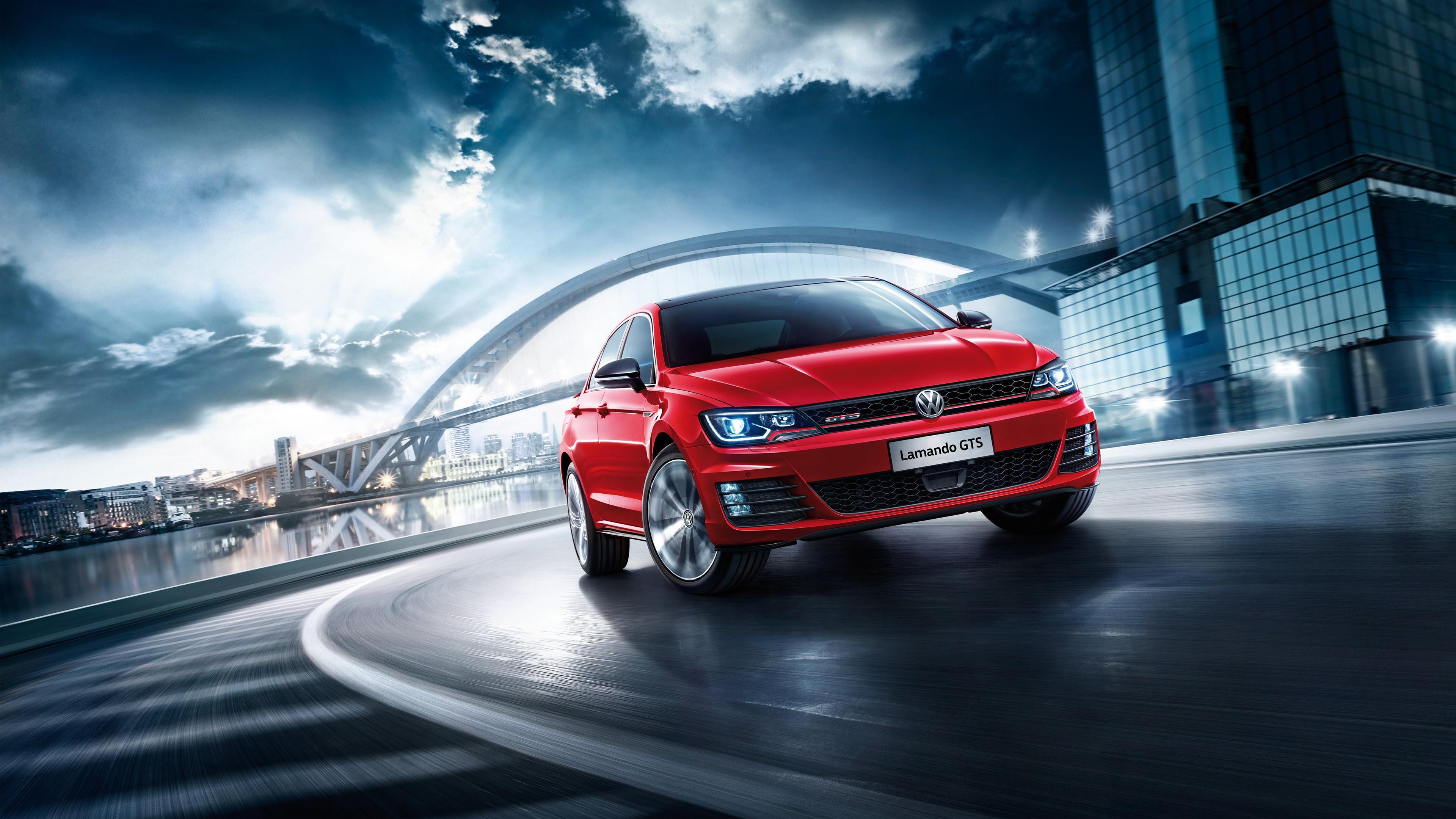 2017 Volkswagen Lamando GTS Wallpaper  HD Car Wallpapers  ID 6497