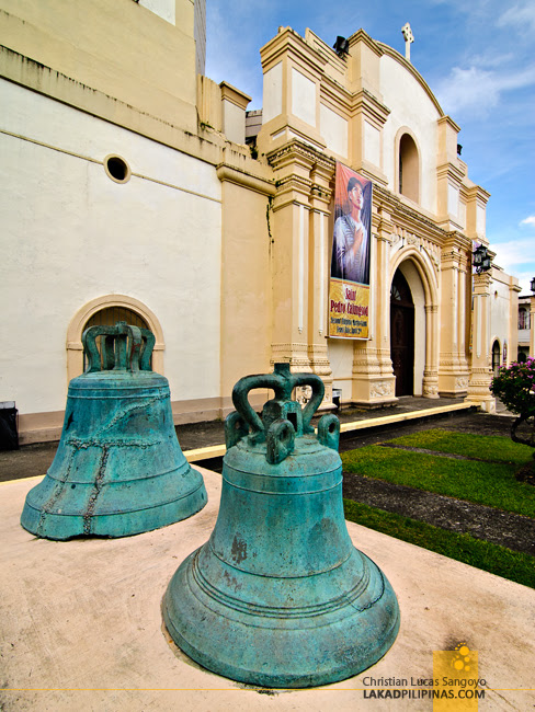 Old Church Bells at the Kalibo Cathedral