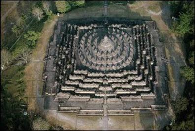 62+ Gambar Arsitektur Candi Borobudur Paling Hist