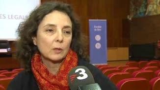 Àngels Vivas, magistrada que aspira a presidir l'Audiència de Barcelona