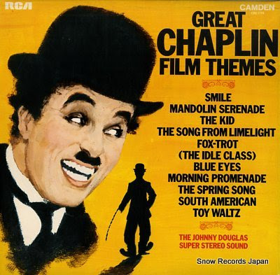 DOUGLAS, JOHNNY SUPER STEREO SOUND, THE great chaplin film themes