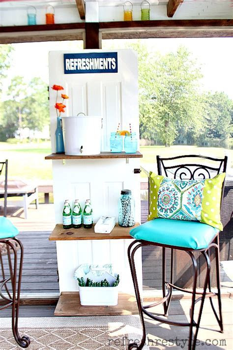 DIY Drink Stations   The Idea Room