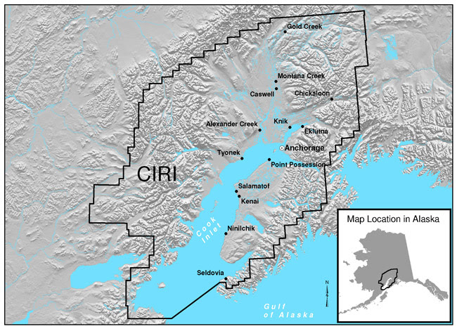 Cook Inlet Villages and Lands - CIRI