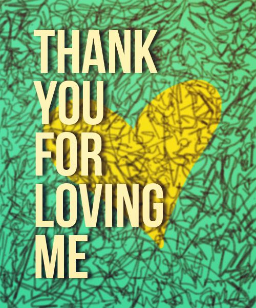 Thank You For Loving Me Images Traffic Club
