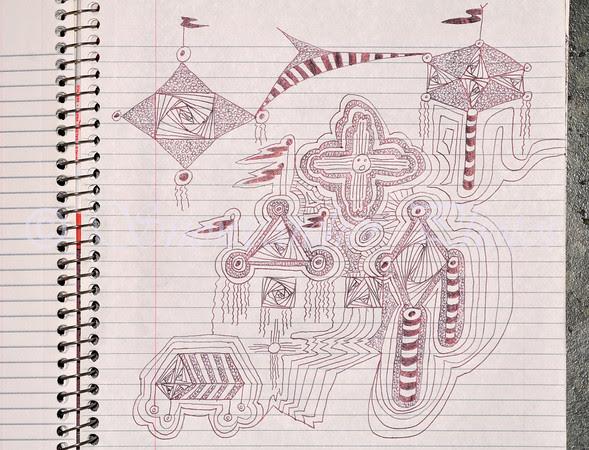 Lizard Doodles