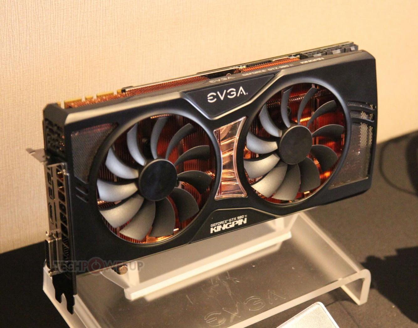 ZOTAC GeForce GTX 980 Ti AMP Extreme Starts Selling