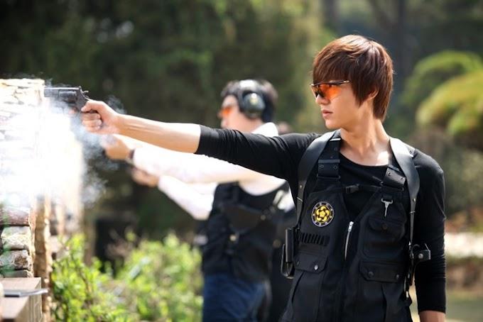 3rd K-Drama Aku Layan- City Hunter (2011)